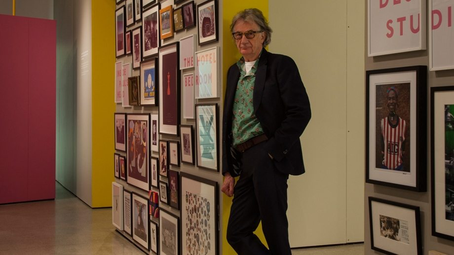 PAUL SMITH EXHIBIT AT THE DESIGN MUSEUM