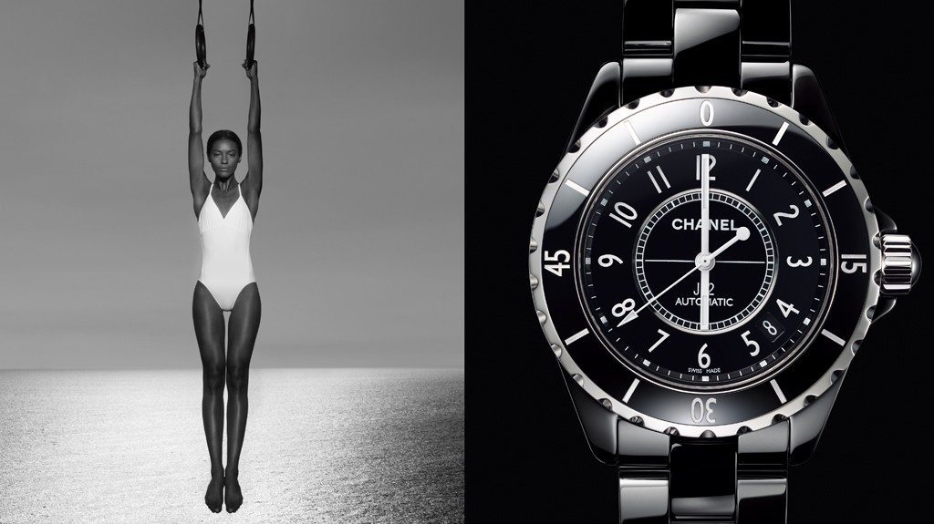 CHANEL 2014 WATCH CAMPAIGN