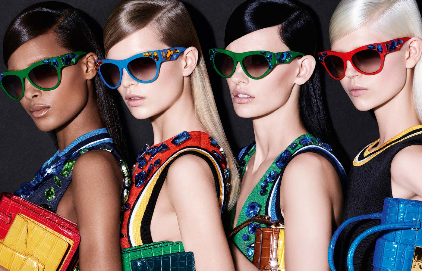 PRADA VOICE EYEWEAR COLLECTION