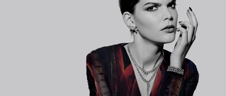 STEPHEN WEBSTER FALL 2014 AD CAMPAIGN