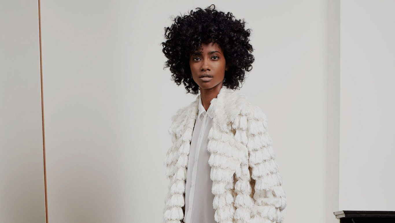 ADAM LIPPES SPRING 2015 RTW COLLECTION