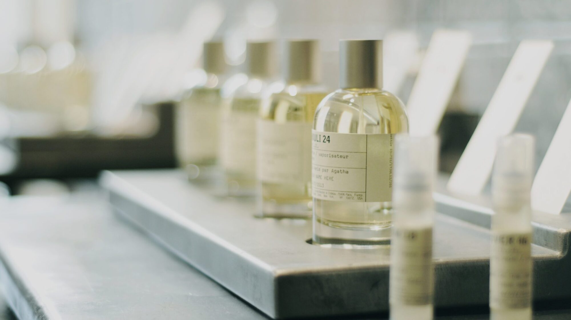 LE LABO SOLID PERFUME COLLECTION