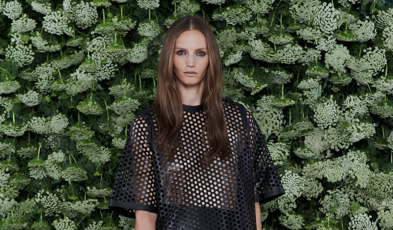 MULBERRY SPRING 2015 RTW COLLECTION