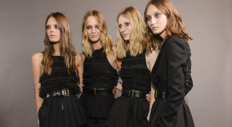 VERA WANG SPRING 2015 RTW COLLECTION