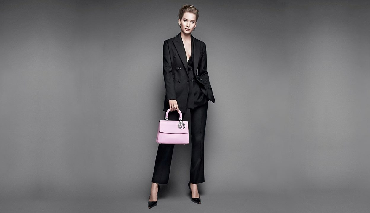 CHRISTIAN DIOR MISS DIOR FALL 2014 AD CAMPAIGN FEATURING JENNIFER LAWRENCE