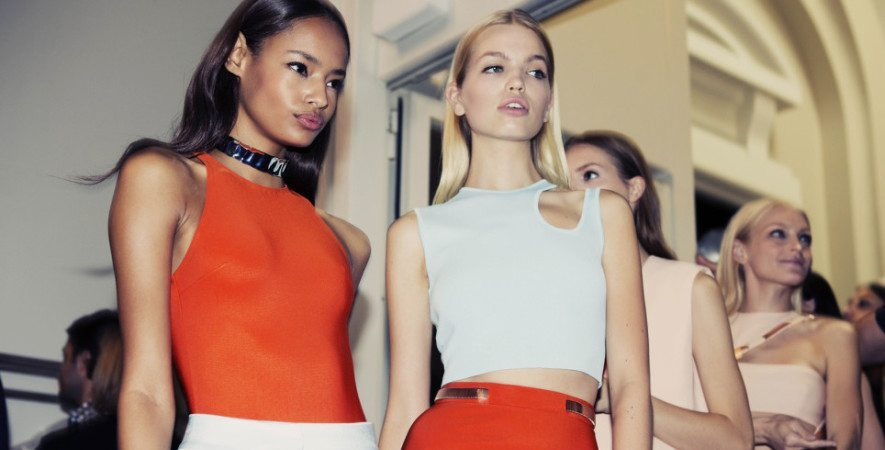 MUGLER SPRING 2015 RTW COLLECTION