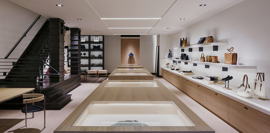 TOMAS MAIER BOUTIQUE IN NEW YORK
