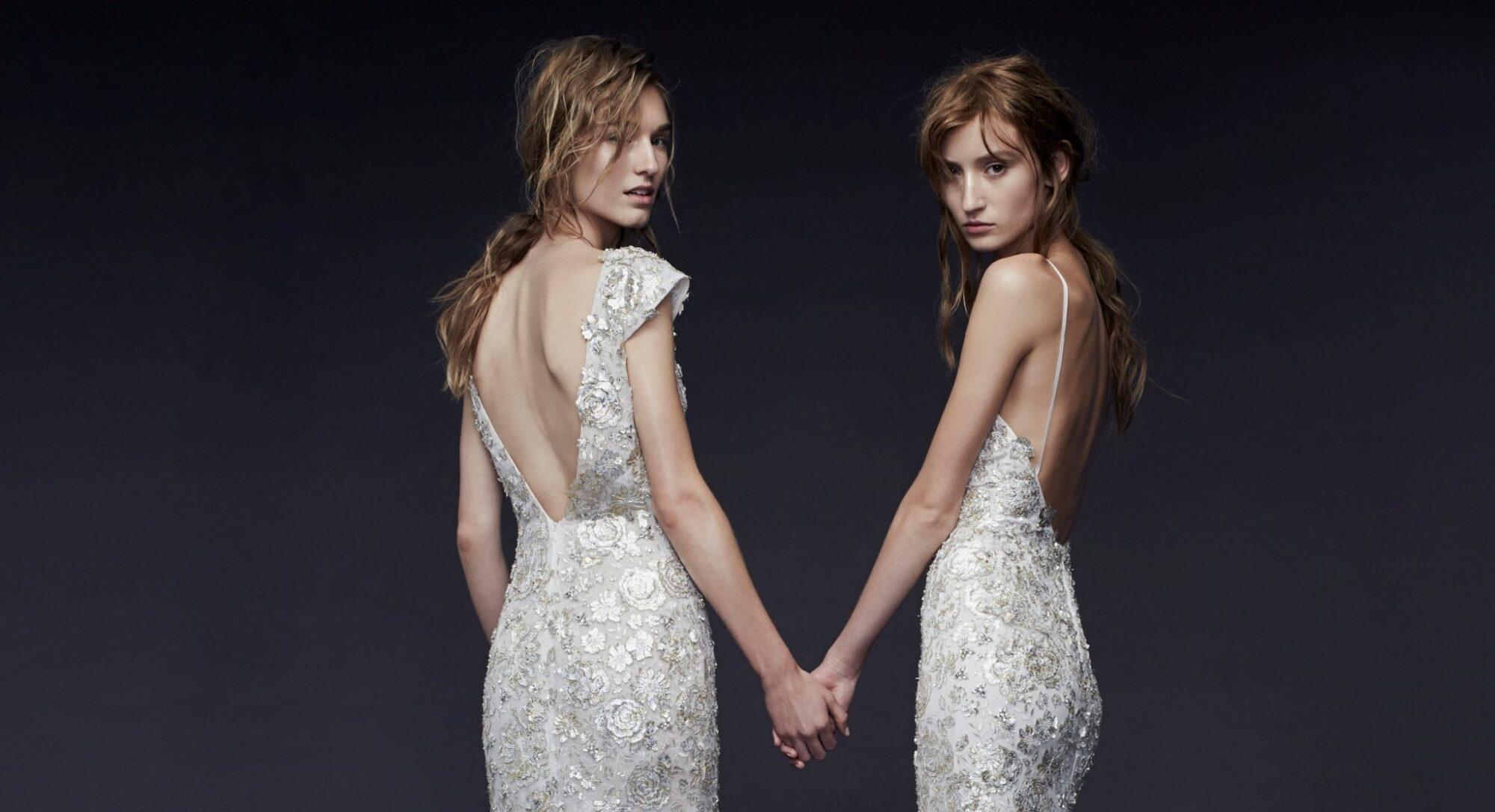VERA WANG FALL 2015 BRIDAL COLLECTION