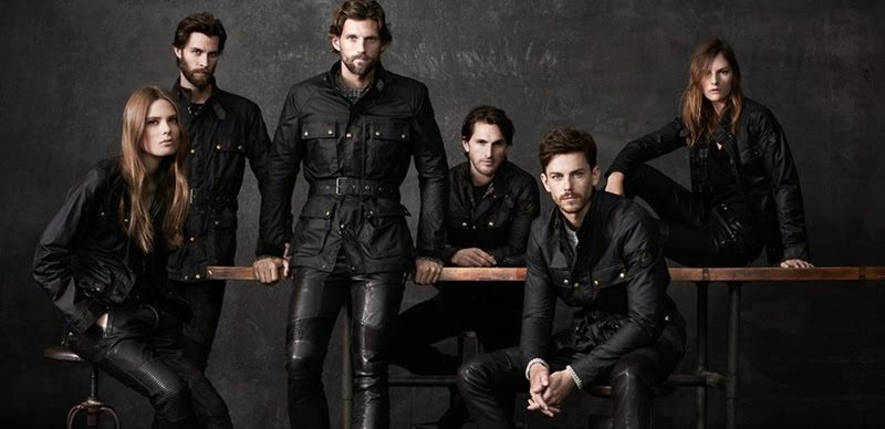 BELSTAFF WAXED JACKET COLLECTION