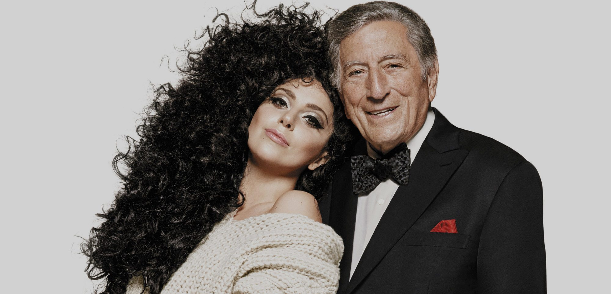H&M HOLIDAY AD CAMPAIGN WITH LADY GAGA & TONY BENNETT
