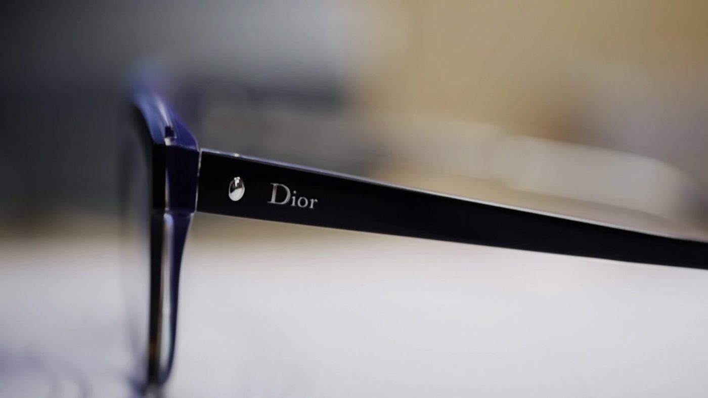 CHRISTIAN DIOR DIORMONTAIGNE EYEWEAR COLLECTION