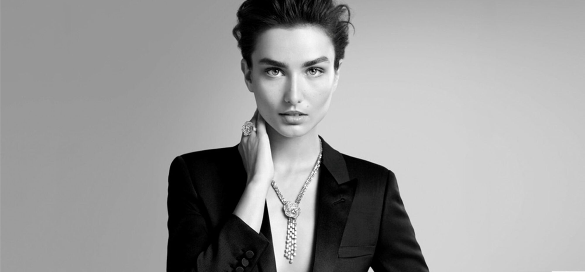 DE BEERS ARIA JEWELRY COLLECTION
