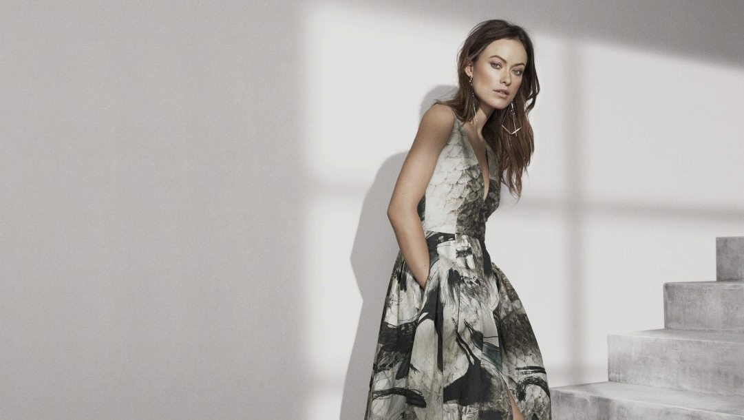 H&M CONSCIOUS EXCLUSIVE COLLECTION FEATURING OLIVIA WILDE
