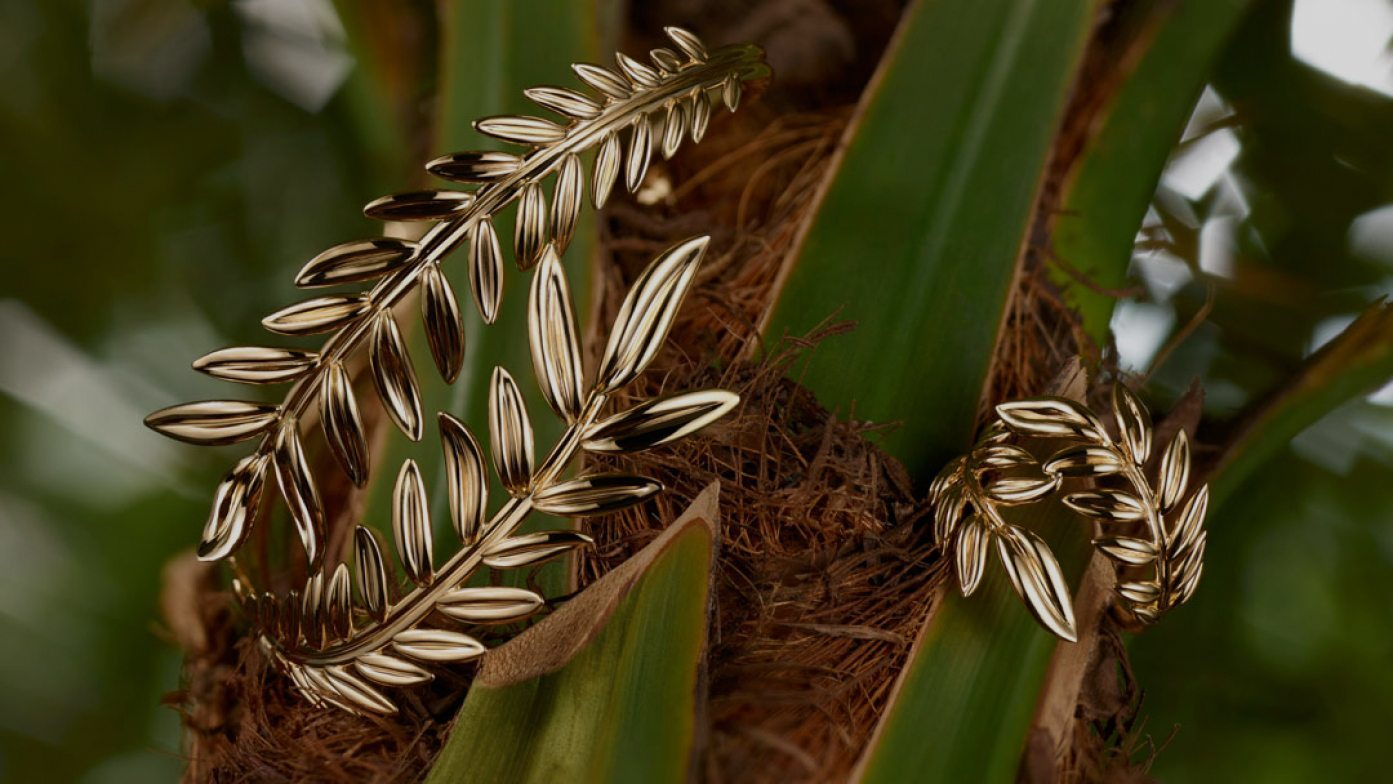 CHOPARD PALME VERTE JEWELRY COLLECTION11