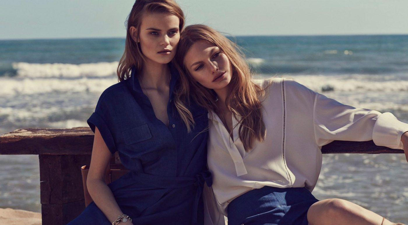 MASSIMO DUTTI SUMMER 2015 COLLECTION