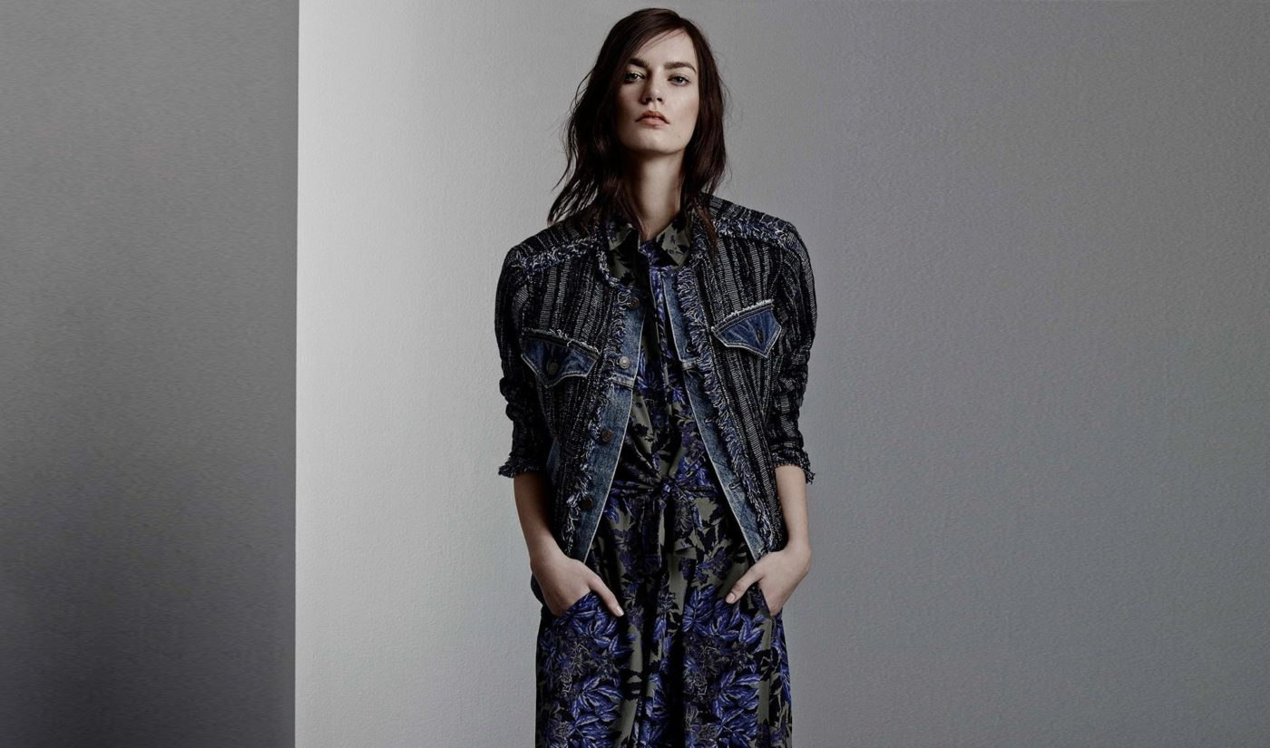 REBECCA TAYLOR PRE-FALL 2015 COLLECTION