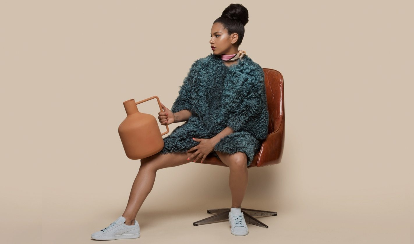 PUMA X SOLANGE WORD TO THE WOMAN COLLECTION
