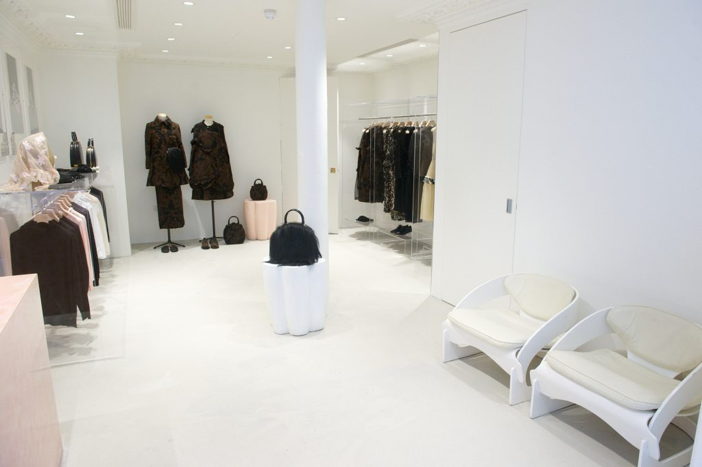 Simone rocha first boutique in london les fa ons - Simone boutique paris ...