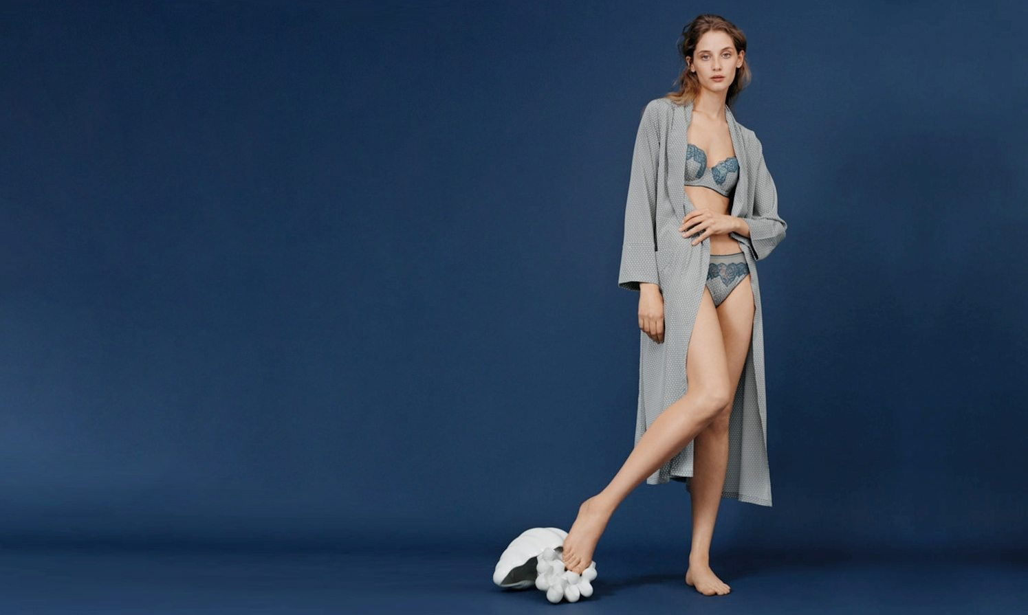 STELLA MCCARTNEY FALL 2015 LINGERIE COLLECTION