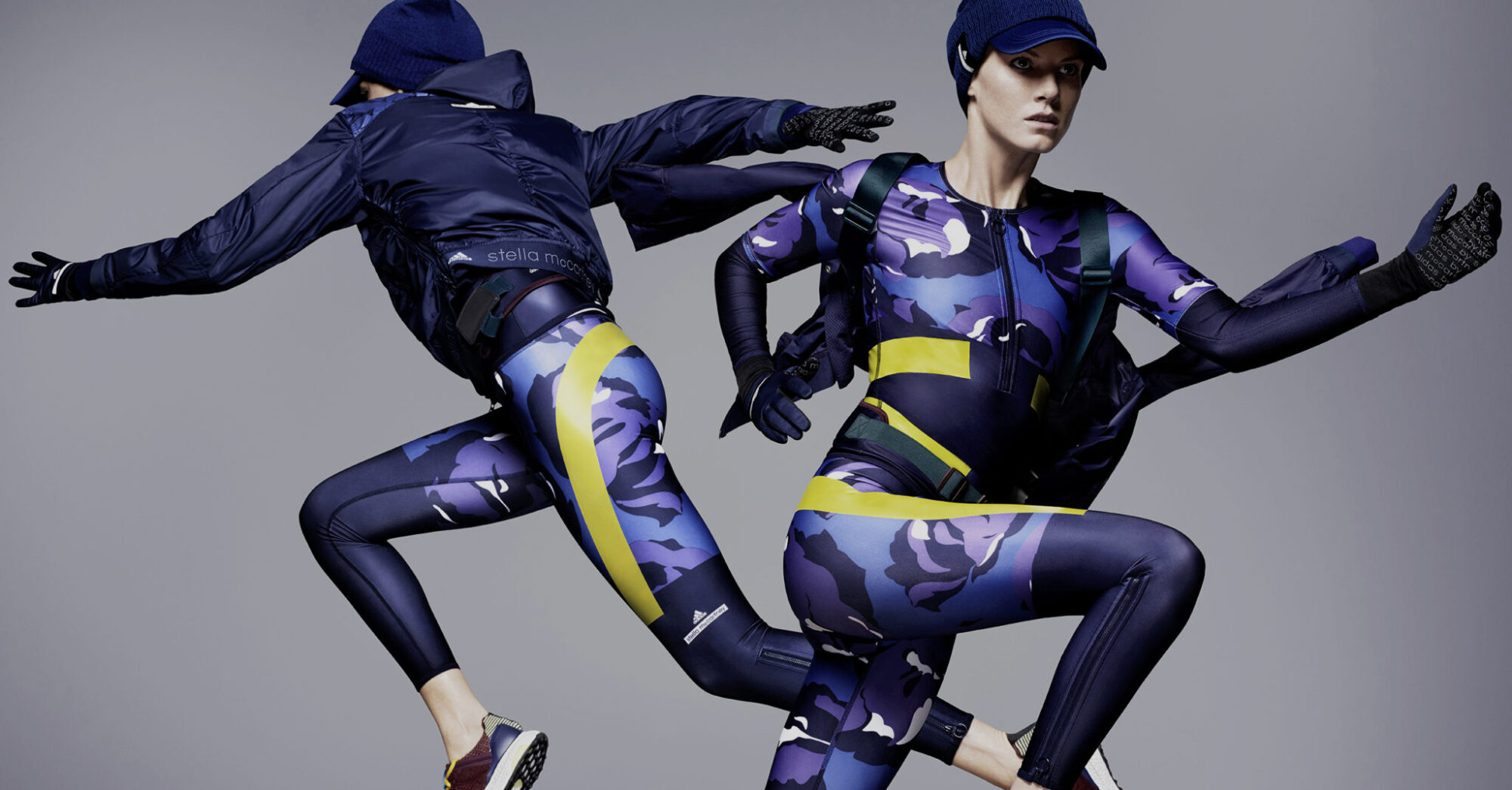 ADIDAS BY STELLA MCCARTNEY FALL 2015 COLLECTION
