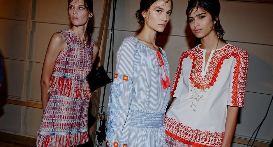 TORY BURCH SPRING 2016 RTW COLLECTION