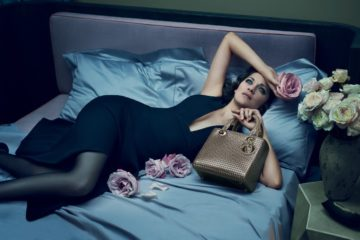 CHRISTIAN DIOR LADY DIOR RESORT 2016 AD CAMPAIGN FEATURING MARION COTILLARD