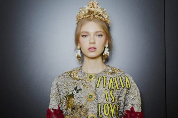 DOLCE & GABBANA SPRING 2016 RTW COLLECTION