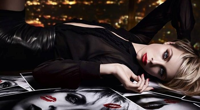 YVES SAINT LAURENT BEAUTY KISS & LOVE HOLIDAY 2015 COLLECTION
