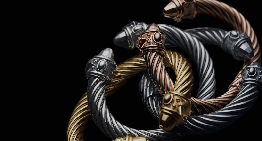 DAVID YURMAN ALUMINUM RENAISSANCE COLLECTION