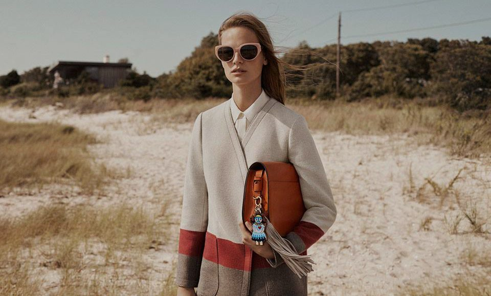 TORY BURCH RESORT 2016 SUNGLASSES COLLECTION