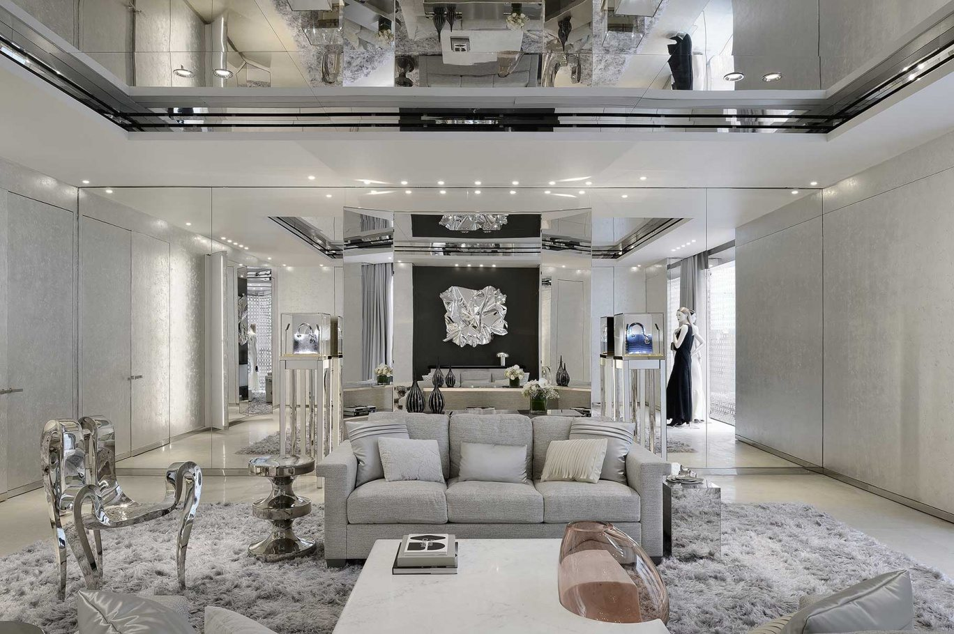 Christian dior boutique in washington dc les fa ons for Boutique center