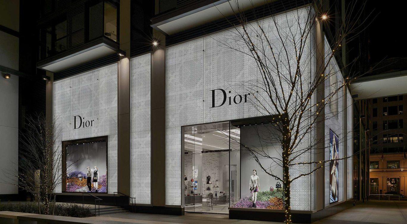 Christian Dior Boutique In Washington Dc Les Fa 199 Ons
