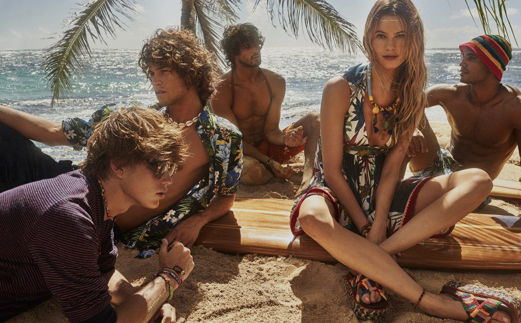 TOMMY HILFIGER SPRING 2016 COLLECTION