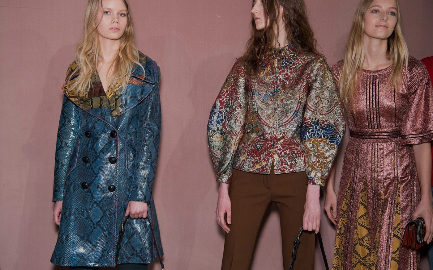 BURBERRY FALL 2016 RTW COLLECTION