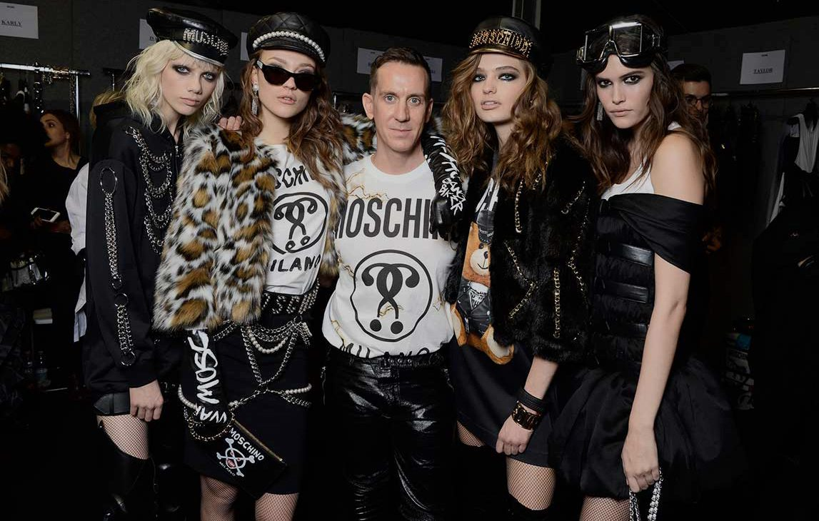 MOSCHINO FALL 2016 RTW COLLECTION