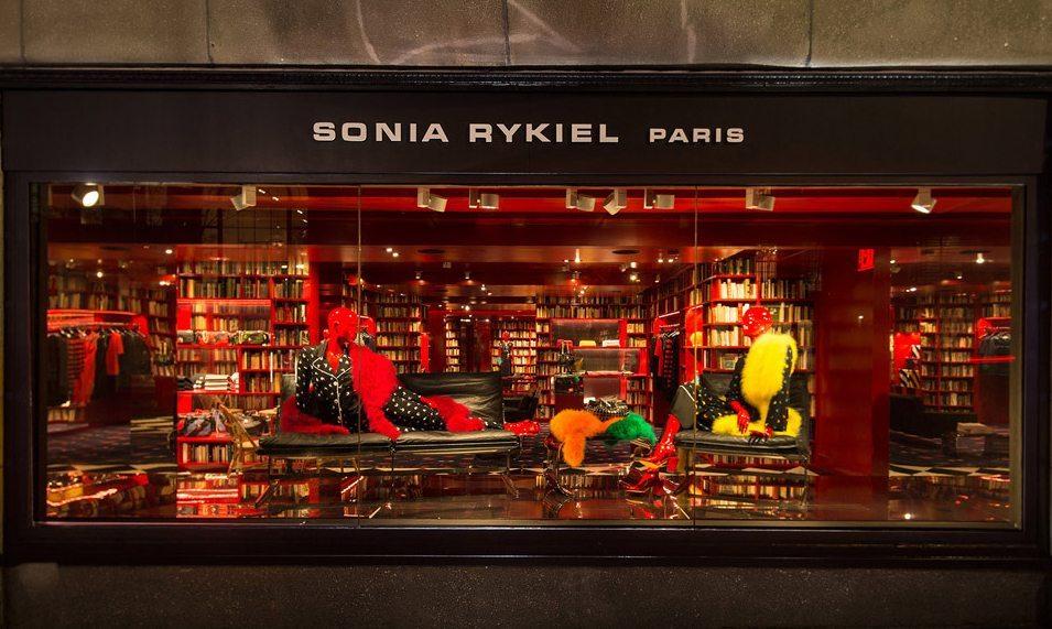 SONIA RYKIEL BOUTIQUE IN NEW YORK