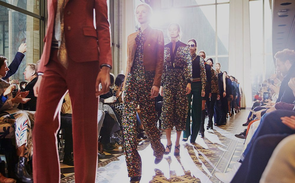 TORY BURCH FALL 2016 RTW COLLECTION