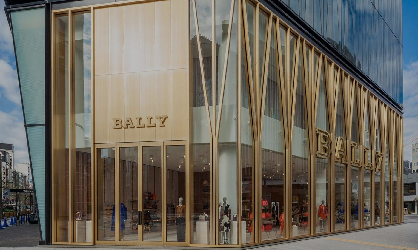 BALLY FLAGSHIP STORE IN TOKYO