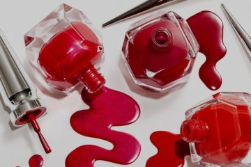 CHRISTIAN LOUBOUTIN RED NAIL COLLECTION