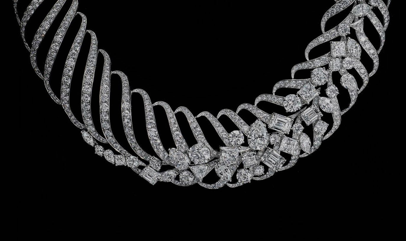 TIFFANY & CO. 2016 BLUE BOOK COLLECTION FILM