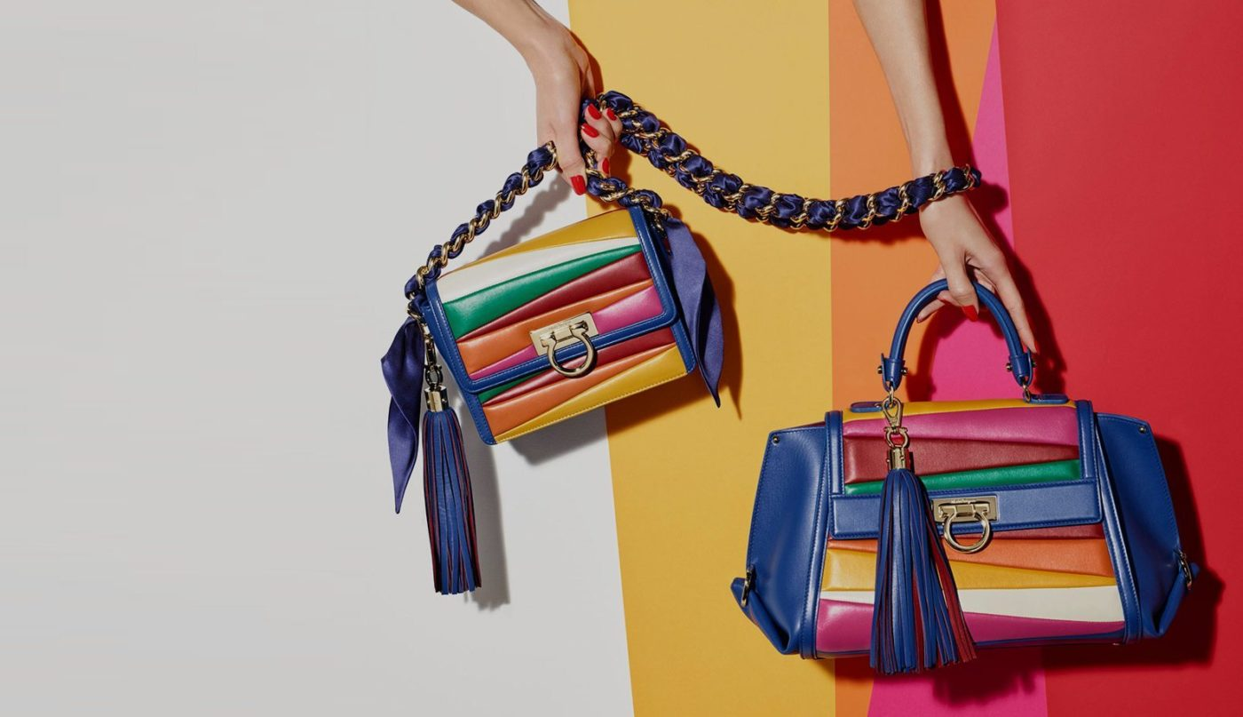 SALVATORE FERRAGAMO CAPSULE COLLECTION BY SARA BATTAGLIA