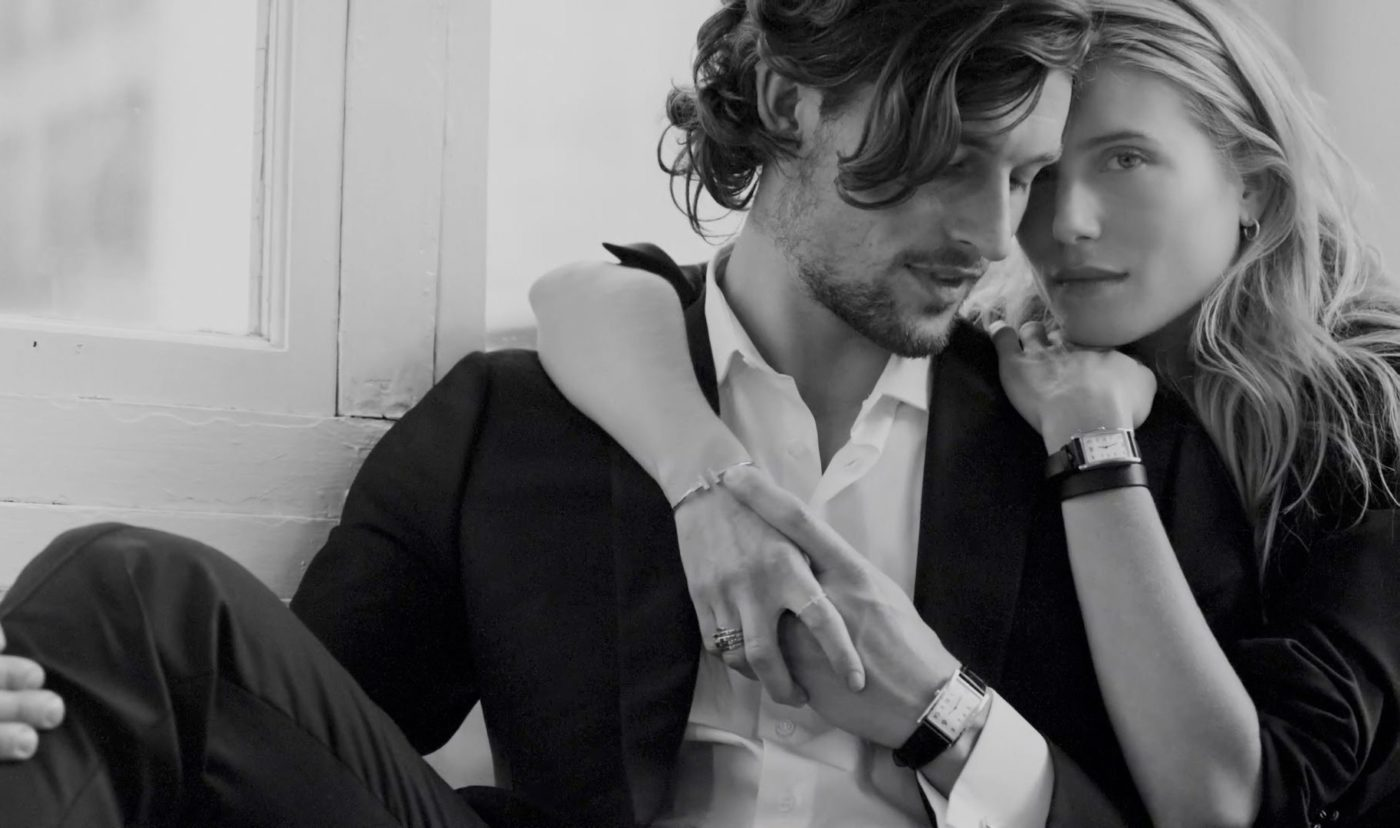 TIFFANY & CO. TIFFANY EAST WEST MINI TIMEPIECE COLLECTION FILM