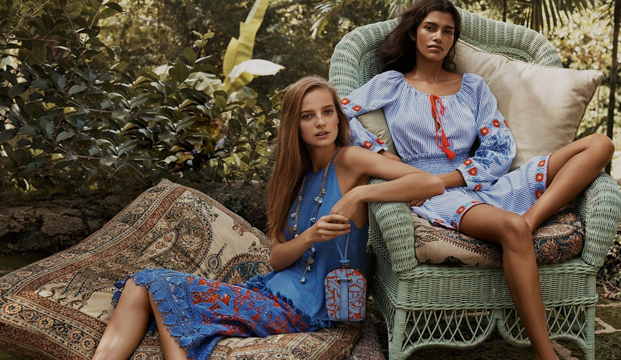 TORY BURCH SUMMER 2016 COLLECTION FILM