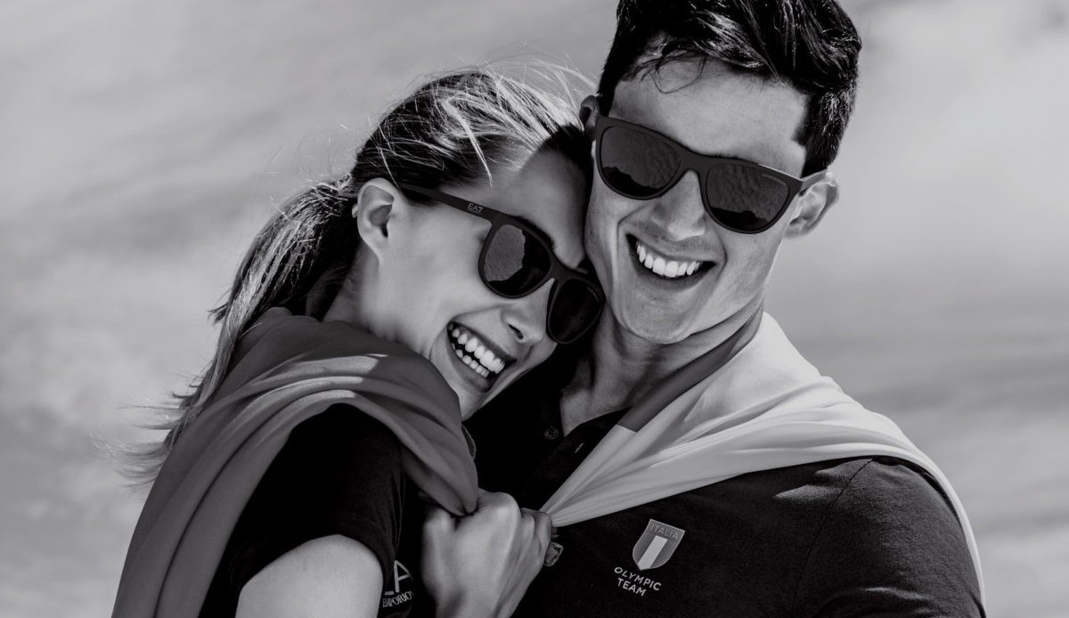 EMPORIO ARMANI EA7 OLYMPIC COLLECTION FILM