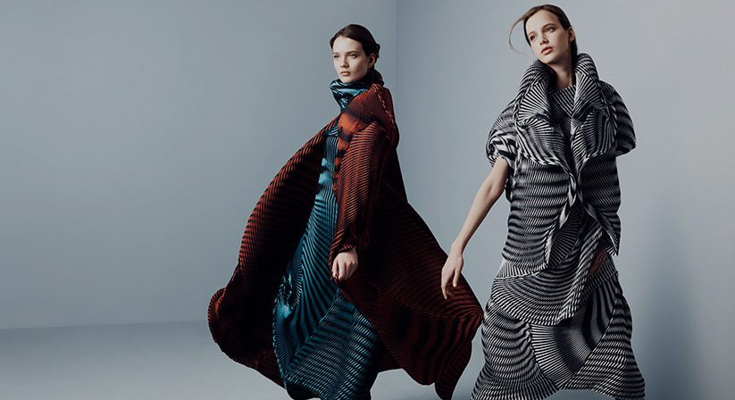 ISSEY MIYAKE FALL 2016 COLLECTION FILM