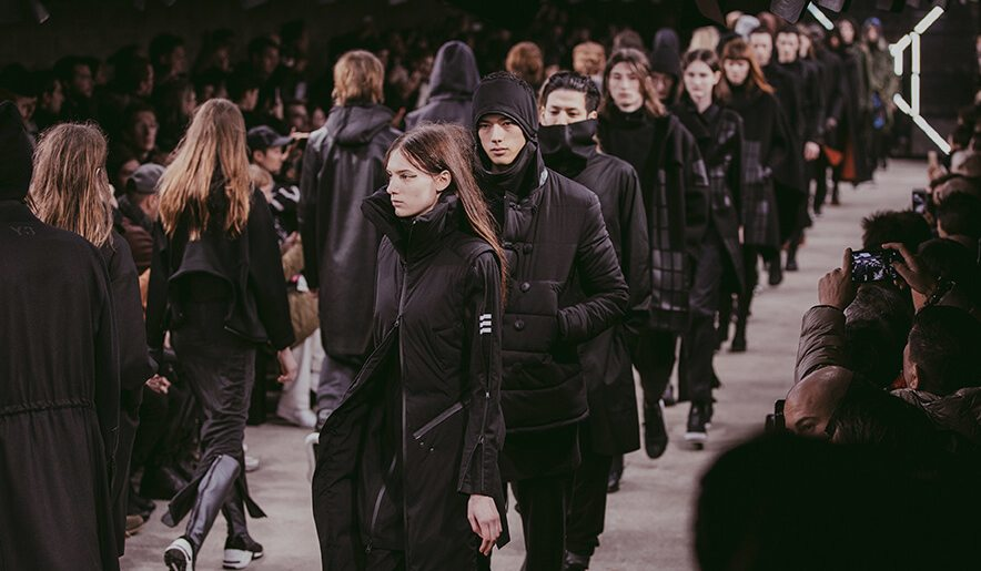 Y-3 'MASTER OF SHADOWS' DOCUMENTARY STARRING YOHJI YAMAMOTO