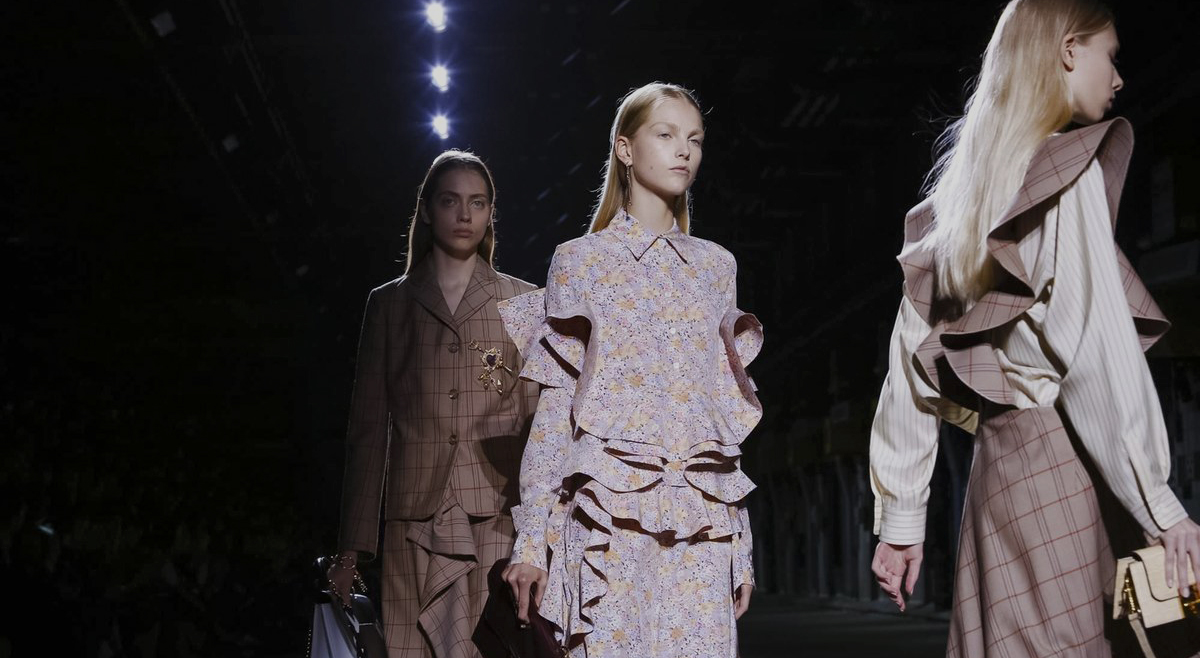 MULBERRY SPRING 2017 RTW COLLECTION