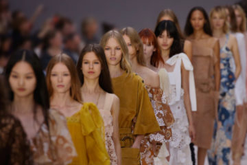 CHLOE SPRING 2017 RTW COLLECTION