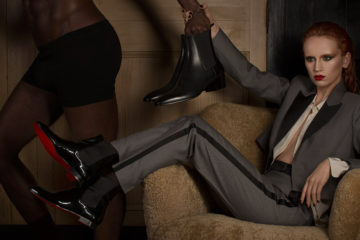 CHRISTIAN LOUBOUTIN 'WOMAN ON TOP' FALL 2016 COLLECTION