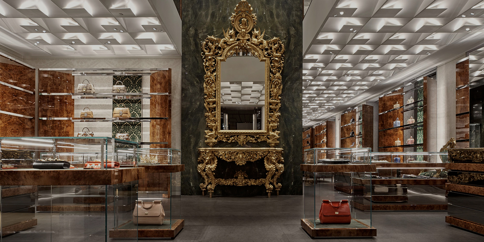 dolce gabbana flagship store in milan les fa ons